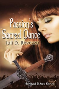 Passion's Sacred Dance (Harshad Wars) - Juli D. Revezzo