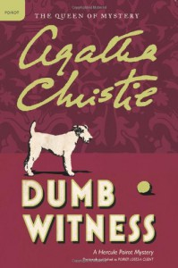 Dumb Witness (Hercule Poirot, #16) - Agatha Christie