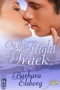 On the Right Track (1Night Stand, #74) - Barbara Elsborg