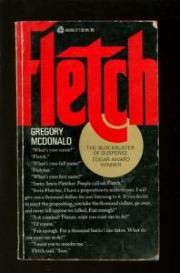 Fletch [Movie Tie-In; Chevvy Chase; Kareem Abdul-Jabbar] - Gregory McDonald