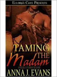 Taming the Madam (Dark Pantheon, Book Three) - Anna J. Evans