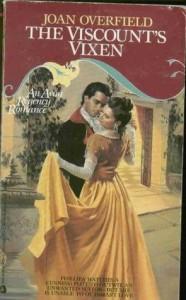 The Viscount's Vixen - Joan Overfield