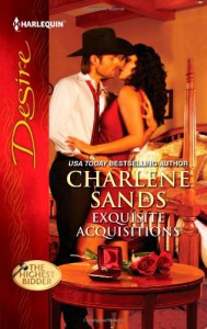 Exquisite Acquisitions (Harlequin Desire) - Charlene Sands