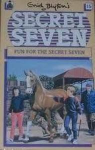 Fun For The Secret Seven - Enid Blyton