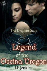 Legend of the Oceina Dragon - J.F. Jenkins