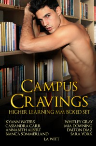 Campus Cravings - Syneca Featherstone, Annabeth Albert, LA Witt, Sara York, Bianca Sommerland, Dalton Diaz, Mia Downing, Whitley Gray, KyAnn Waters, Cassandra Carr