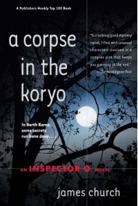 A Corpse in the Koryo  - James Church