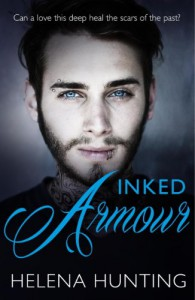 Inked Armour (Clipped Wings) - Helena Hunting