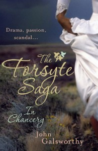 In Chancery: The Forsyte Saga - John Galsworthy