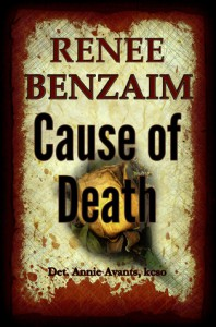 Cause of Death - Renee Benzaim