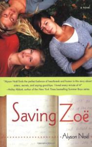 Saving Zoë - Alyson Noel