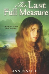 The Last Full Measure - Ann Rinaldi
