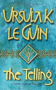 The Telling (Gollancz) - Ursula K. Le Guin