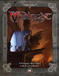 Midnight 1st Edition (Midnight) - Jeffrey Barber, Greg Benage, Wil Upchurch, Robert  Vaughn, Jack Holcomb