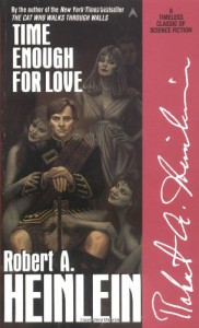 Time Enough for Love - Robert A. Heinlein