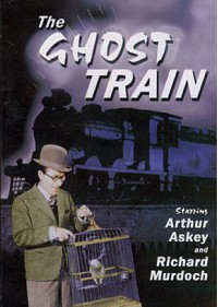 The Ghost Train - Arthur Askey, Kathleen Harrison
