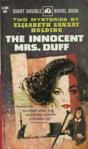 The Innocent Mrs. Duff . - Elisabeth Sanxay Holding