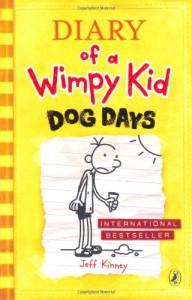 Dog Days  - Jeff Kinney