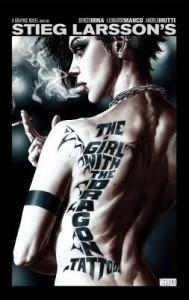 The Girl with the Dragon Tattoo - Denise Mina, Andrea Mutti, Leonardo Manco