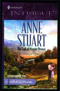 The Fall of Maggie Brown - Anne Stuart