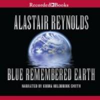 Blue Remembered Earth (Poseidon's Children, #1) - Alastair Reynolds, Kobna Holdbrook-Smith
