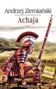 Achaja - t.2 - Andrzej Ziemiański