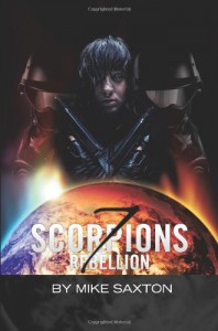 7 Scorpions: Rebellion - Mike Saxton