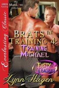 Training Michael - Lynn Hagen