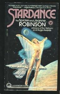 Stardance - Jeanne Robinson;Spider Robinson