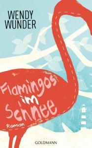 Flamingos im Schnee - Wendy Wunder