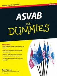 ASVAB For Dummies - Rod Powers