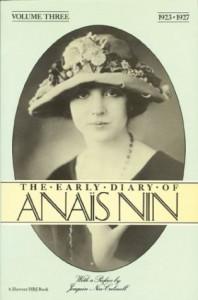 The Early Diary of Anaïs Nin, Vol. 3: 1923-1927 - Anaïs Nin