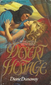 Desert Hostage - Diane Dunaway
