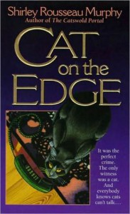Cat on the Edge (Joe Grey #1) - Shirley Rousseau Murphy