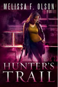 Hunter's Trail - Melissa F. Olson