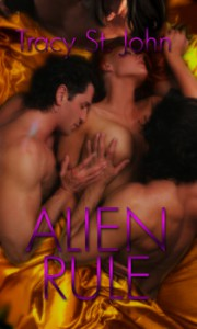 Alien Rule - Tracy St. John