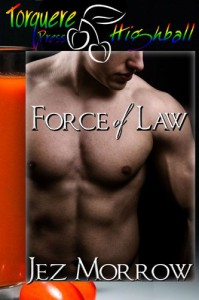 Force of Law - Jez Morrow