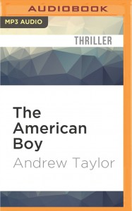 The American Boy - Andrew Taylor, Alex Jennings