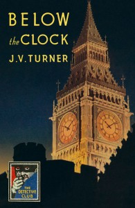 Below the Clock - J.V. Turner