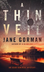 A Thin Veil: Book 2 in the Adam Kaminski mystery series (The Adam Kaminski Mysteries) (Volume 2) - Jane Gorman