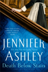 Death Below Stairs -  Jennifer Ashley