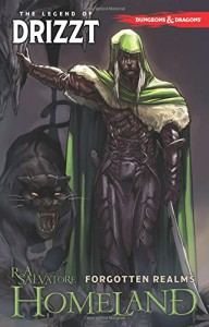 Dungeons & Dragons: The Legend of Drizzt Volume 1 - Homeland (Dungeons & Dragons Legend of Drizzt Tp) - R. A. Salvatore, Andrew Dabb, Tim Seeley