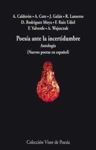 Poesia Ante La Incertidumbre: Antologia: (Nuevos Poetas En Espanol) - Vários