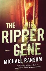 The Ripper Gene: A Novel - Michael Ransom