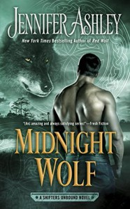 Midnight Wolf -  Jennifer Ashley