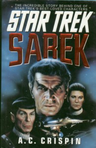 Star Trek Sarek - A. C. Crispin