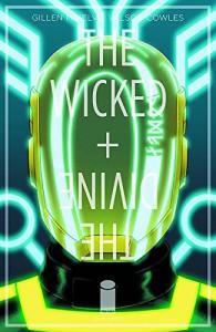 The Wicked + The Divine #7 - Kieron Gillen, Jamie McKelvie