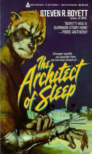 The Architect of Sleep - Steven R. Boyett