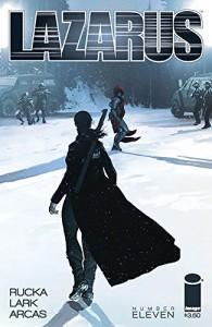 Lazarus #11 - Greg Rucka, Michael Lark