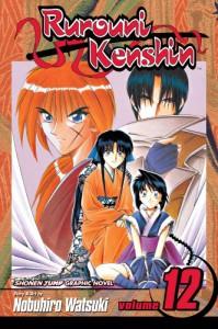 Rurouni Kenshin, Volume 12 - Nobuhiro Watsuki